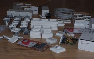 Lichtschalter, Steckdosen und Hausautomation aufrüsten