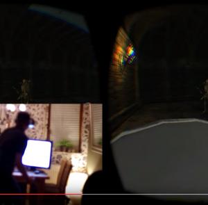 Razer Hydra, Oculus Rift DK2 und einige Gedanken zur Zukunft von VR