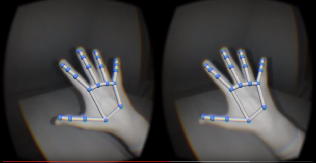 Hands on: Leap Motion V2 Beta (VR)