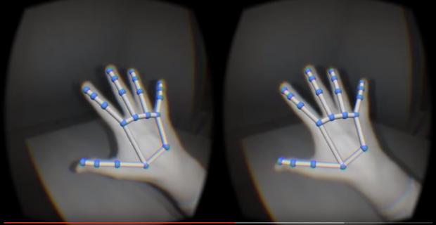Hands on: Leap Motion V2 Beta (VR)